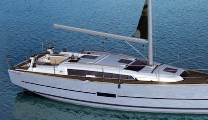 Monohull Dufour 360 Grand Large rental in Port Pin Rolland